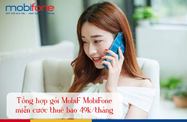 gói MF MobiFone trả sau