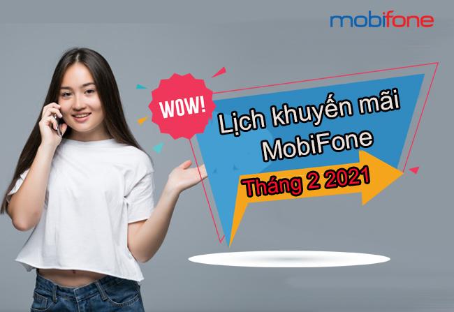 lich khuyen mai mobifone thang 2 2021