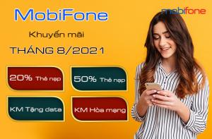 lich khuyen mai mobifone thang 8 2021